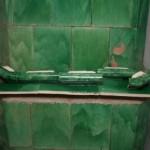 Vanhin uuni, johon olemme valmistaneet kaakeleita on 1700-luvulta.